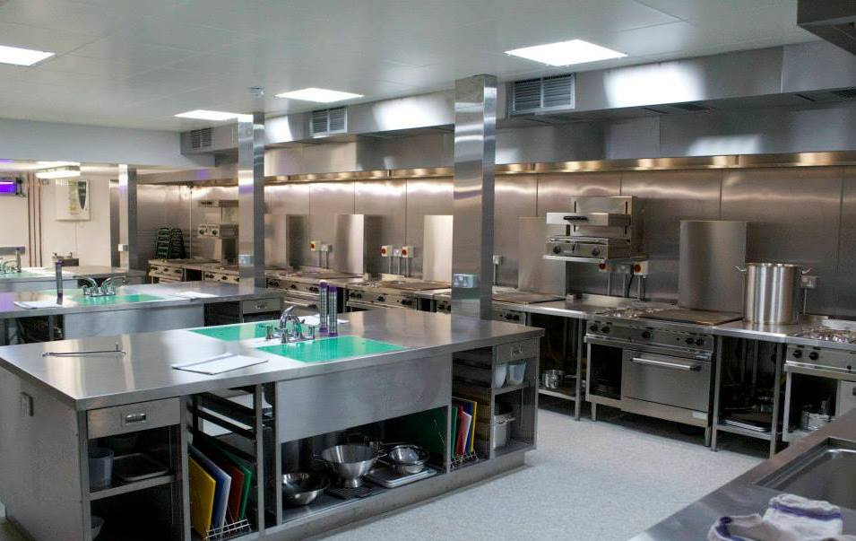 Commercial Kitchens Full Electrics