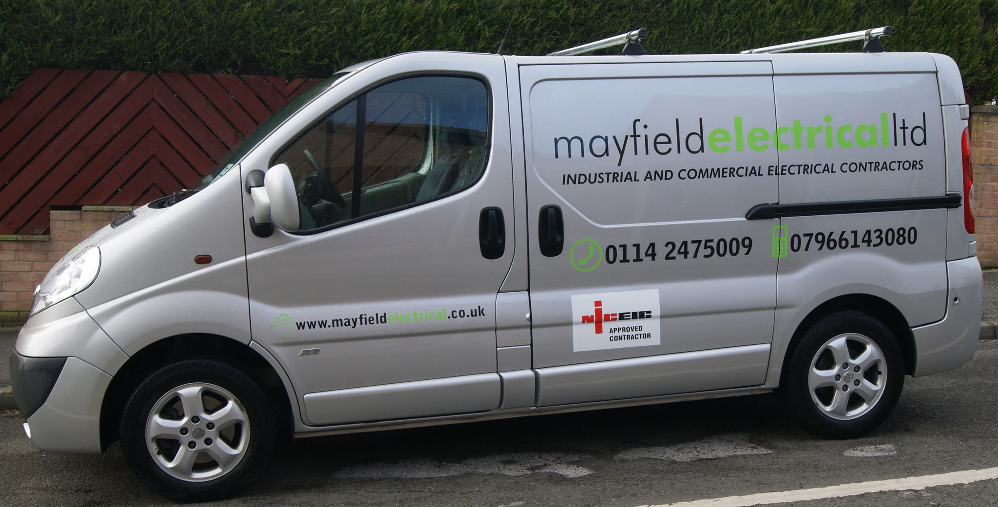 Contact Mayfield Electrical