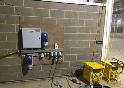 Full electrical installations